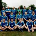 Brothers Pearse Junior Champions 2001