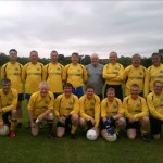 Brothers Pearse Over 35's 2010